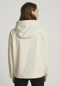 TOM TAILOR DENIM - Summer jacket - light beige - 2