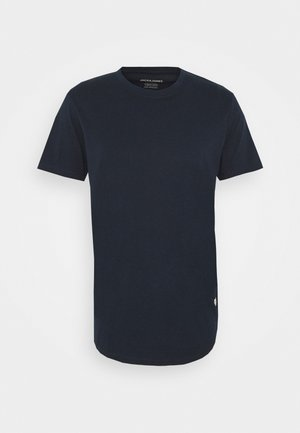 JJENOA - Basic T-shirt - navy blazer