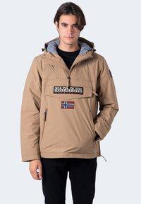 Napapijri - Winter jacket - beige - 0
