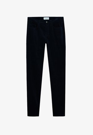 PANI - Slim fit jeans - dunkles marineblau