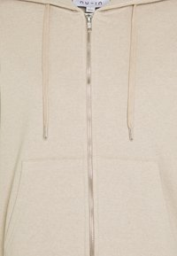 NU-IN - BASIC ZIP UP HOODIE - Mikina na zip - beige - 2