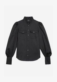The Kooples - Button-down blouse - black - 2