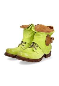 A.S.98 - Cowboy/biker ankle boot - acido - 4