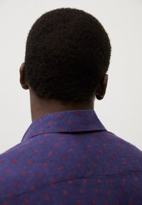 Mango - TEN - Shirt - dunkles marineblau - 5