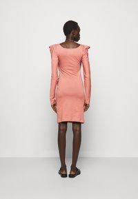 Vivienne Westwood - ELIZABETH DRESS - Jersey dress - dusty pink - 2