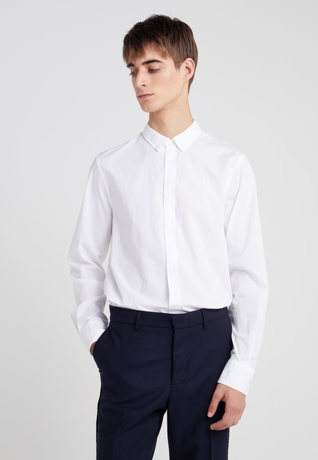BEN WASHED - Shirt - white