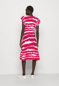 Love Moschino - Jersey dress - fuchsia - 2