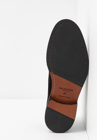 Selected Homme - SLHFILIP MONK SHOE  - Slip-ons - black - 4