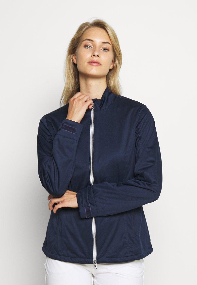Callaway - Soft shell jacket - peacoat