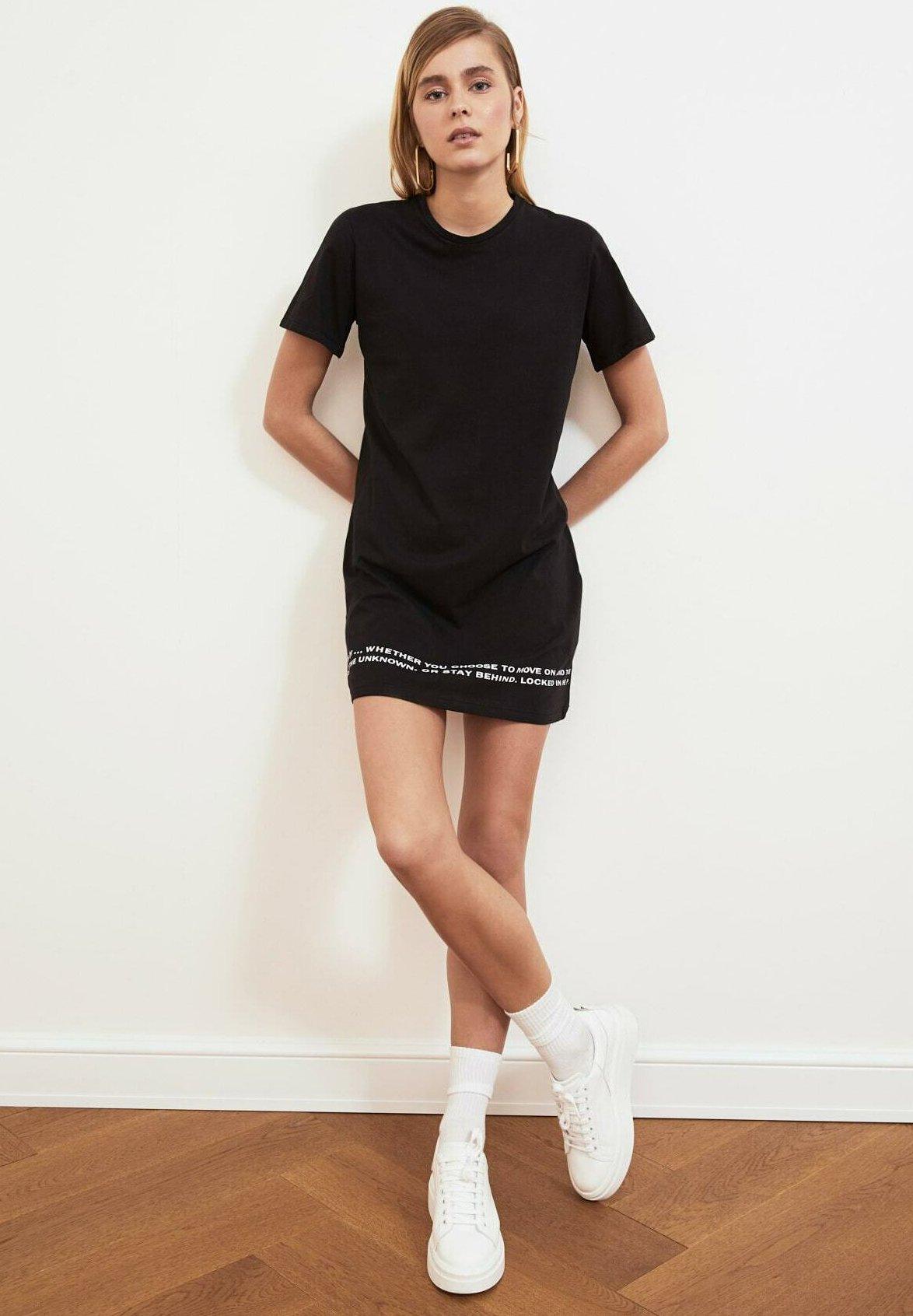 Damen PARENT - Jerseykleid