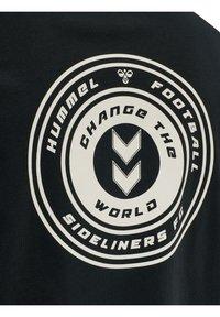 Hummel Hive - T-shirt print - dark navy - 3