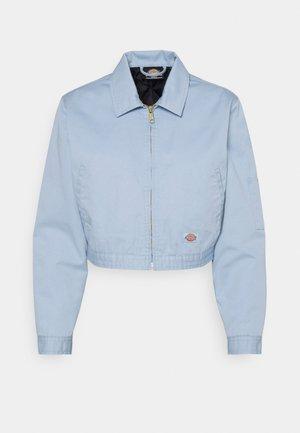 KIESTER - Bomber Jacket - fog blue