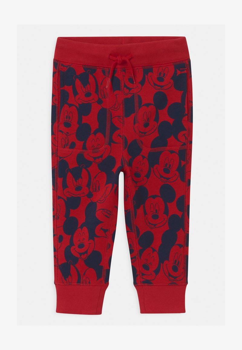 GAP - TODDLER BOY MICKEY MOUSE - Trousers - modern red