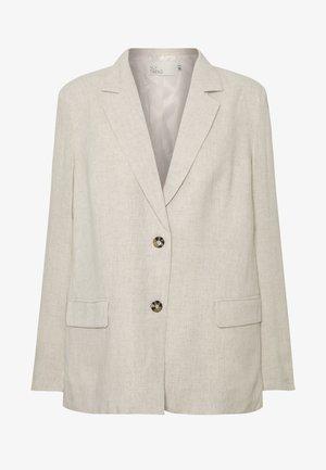 LOOSE  - Short coat - beige
