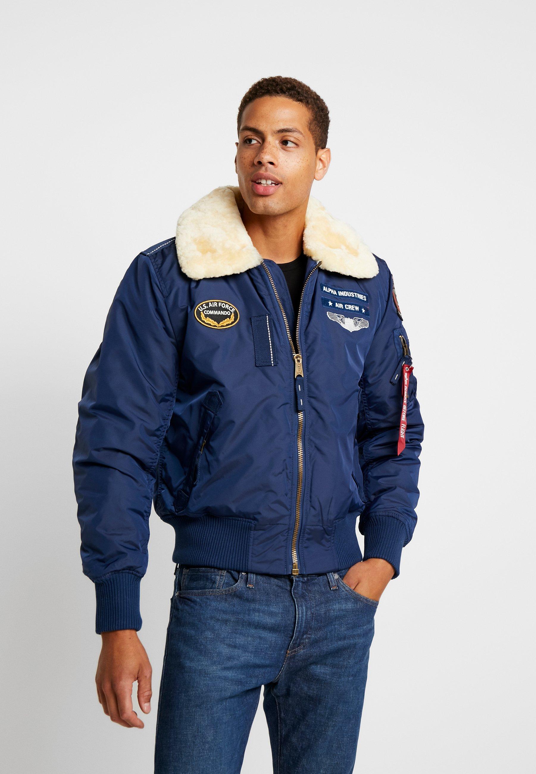 Homme INJECTOR AIR FORCE - Veste d'hiver