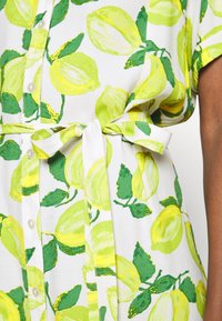 Fabienne Chapot - BOYFRIEND TESS DRESS - Shirt dress - lime lights - 4