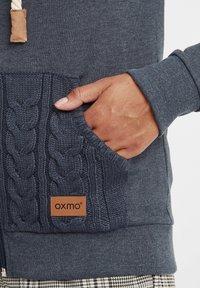 Oxmo - MATILDA - Zip-up hoodie - ins bl mel - 4