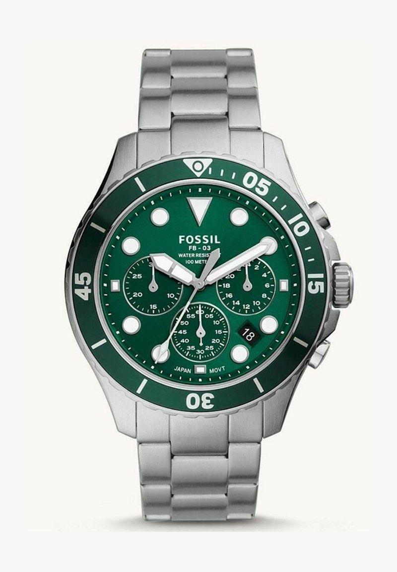 Fossil - Watch - steel
