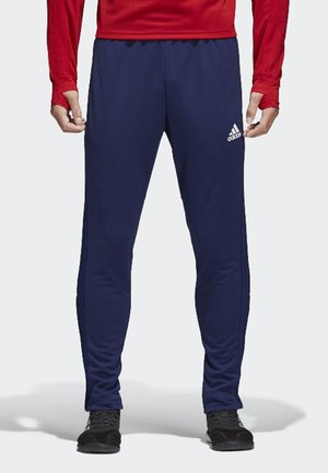 CONDIVO 18 TRAINING TRACKSUIT BOTTOMS - Tracksuit bottoms - dark blue/white