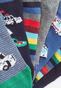 Next - 7 PACK RICH TRANSPORT  - Socks - multi-coloured - 8