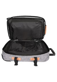 Eastpak - TRANVERZ S UNDEFINED  - Wheeled suitcase - black/white - 5