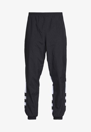 ADICOLOR TREFOIL TRACK PANTS - Tracksuit bottoms - black