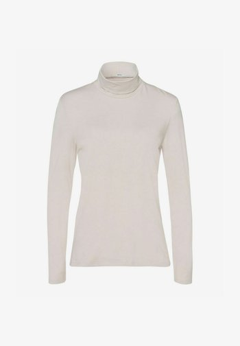 STYLE CAMILLA - Long sleeved top - pearl
