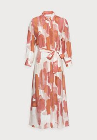 SHIRT DRESS PRINTED - Shirt dress - vintage rose