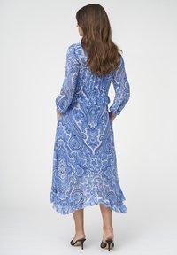 Dea Kudibal - FERNANDA - Vapaa-ajan mekko - paisley blue - 2