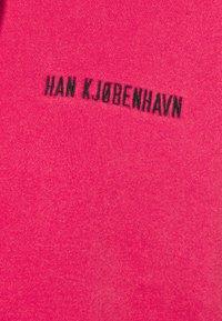 Han Kjøbenhavn - BULKY HOODIE - Felpa - faded dark pink - 7