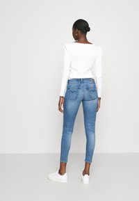 Replay - NEW LUZ PANTS - Jeans Skinny Fit - medium blue - 2