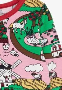Småfolk - DRESS LANDSCAPE - Jersey dress - sea pink - 3