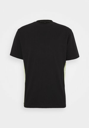 BRANDED LIMITED SIDE TAPE  - T-Shirt print - black