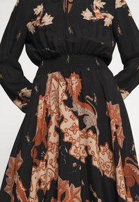 Desigual - IVY - Shirt dress - black - 6