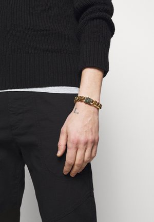 REACT UNISEX - Armbånd - gold-coloured