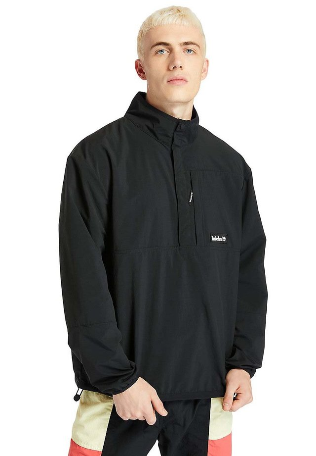 OUTDOOR ARCHIVE PACKABLE  - Windbreaker - black