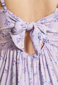 Hollister Co. - BARE SHORT DRESS - Day dress - lavender - 5