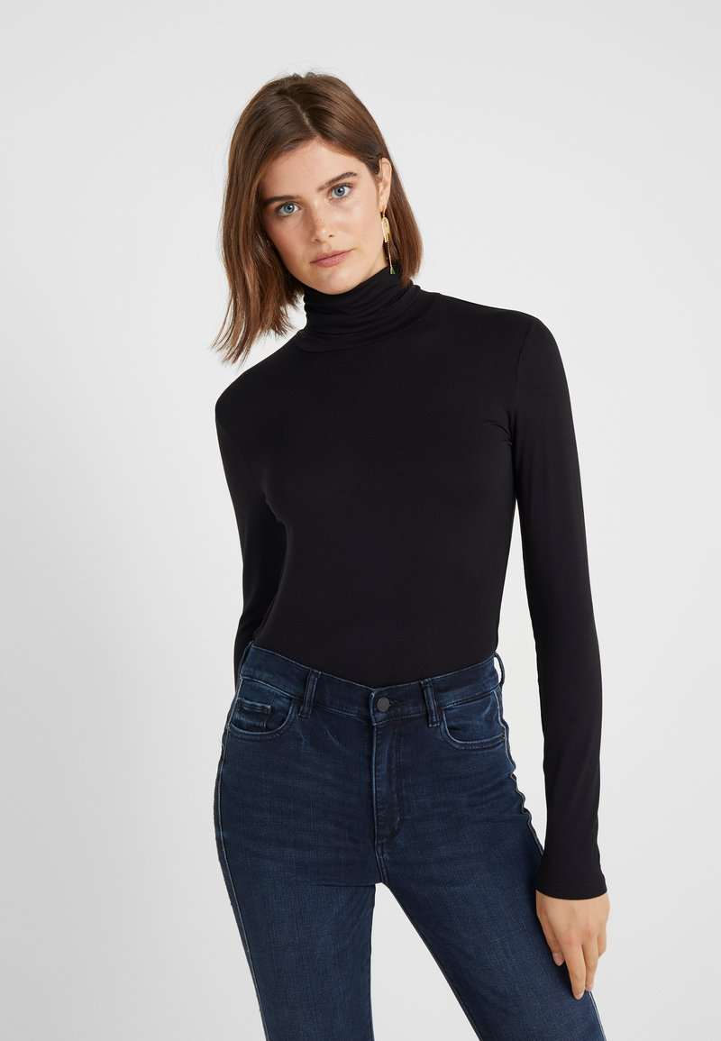 WEEKEND MaxMara - Topper langermet - black