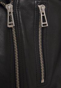 Belstaff - NEW MARVINGT JACKET - Leren jas - black - 7