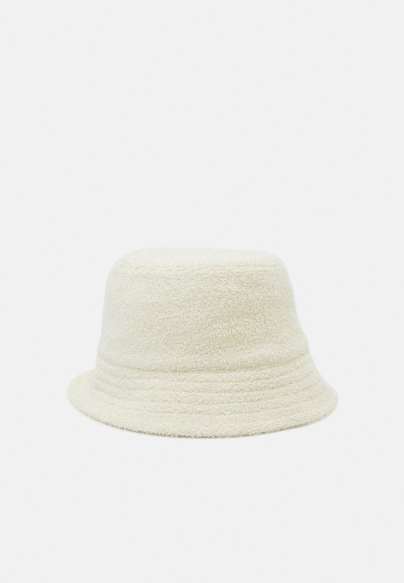 Weekday - BERG BUCKET HAT - Klobouk - beige