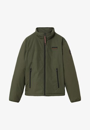 ABBEL - Light jacket - green depths