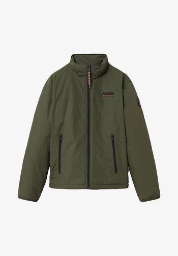 ABBEL - Light jacket - green depths