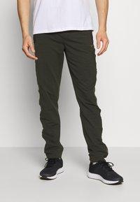 Hummel - MOVE CLASSIC PANTS - Tracksuit bottoms - rosin - 0