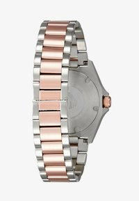 Emporio Armani - Hodinky - silver-coloured/rose