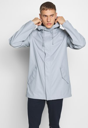 HMLROONIE - Waterproof jacket - quarry