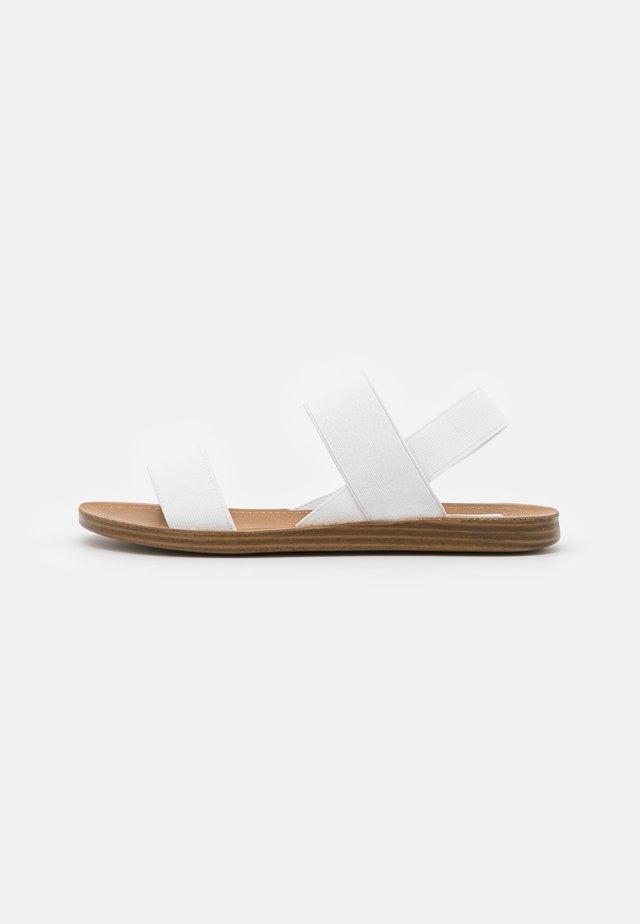 ROMA - Sandali - white