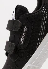 adidas Originals - CONTINENTAL - Sneakers laag - core black/footwear white - 2