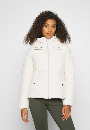 CORE PUFFER - Winter jacket - cream