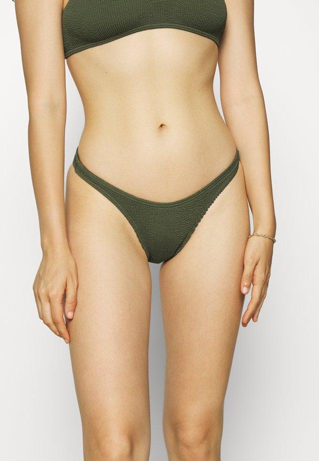 THE SCENE BRIEF - Bikiniunderdel - khaki