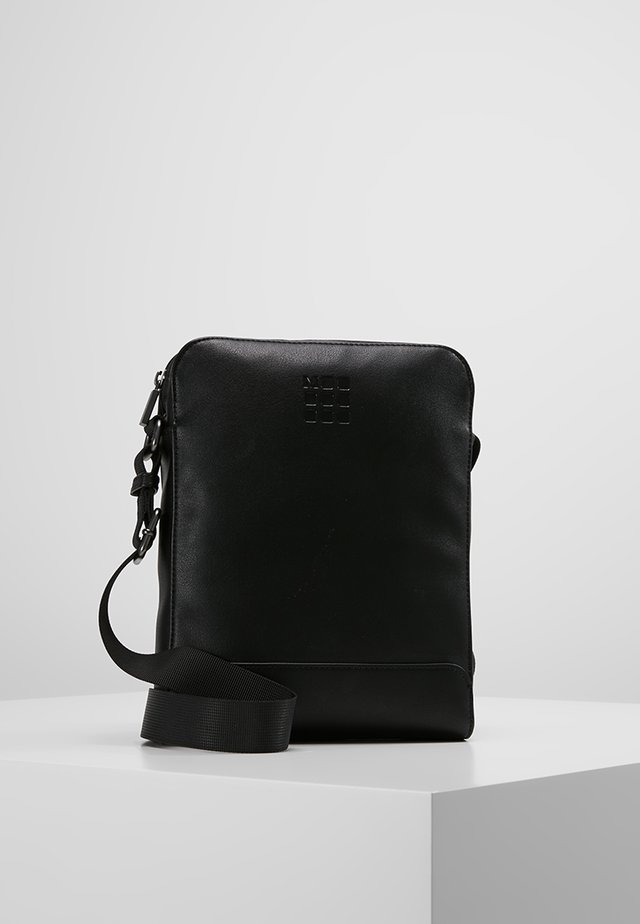 CLASSIC CROSSOVER SMALL - Sac bandoulière - black